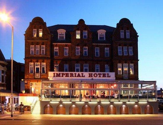 Imperial Hotel: Exterior