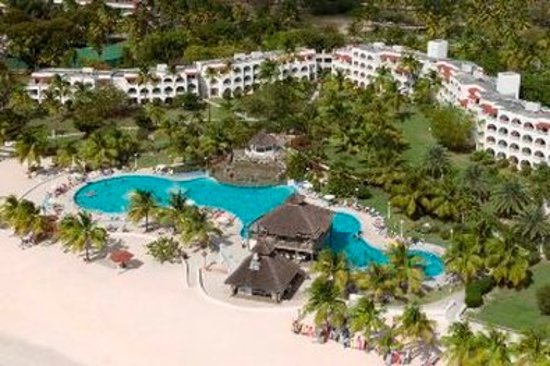 Jolly Beach Resort Antigua Review Of Starfish Bolans And Barbuda Tripadvisor