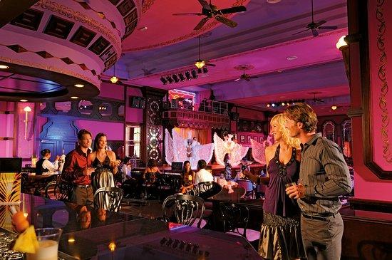 Flamingos, México: Lounge bar