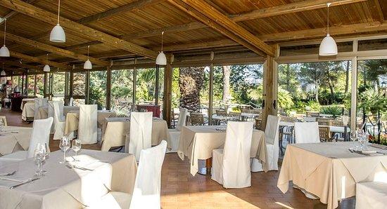 Gavorrano, Italien: Restaurant