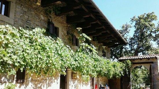 Montecreto, Italien: agriturismo casa gianino