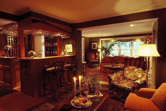 West Townshend, VT: Bar/Lounge