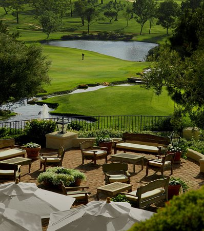 Rancho Bernardo Inn : Golf course