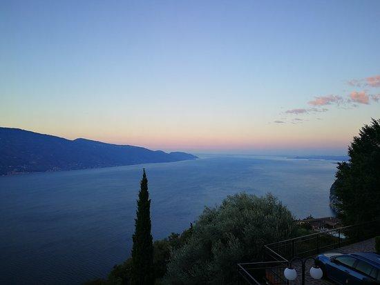 Hotel la Rotonda : Early morning view