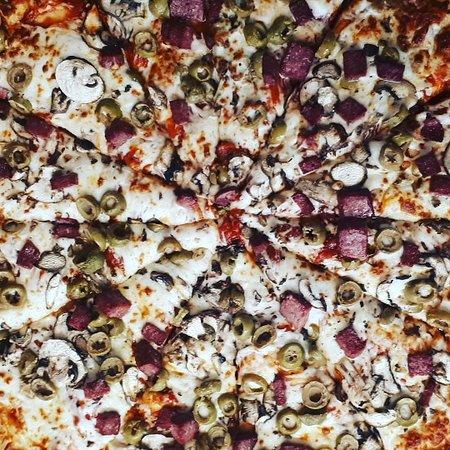Tito S Pizza Kitchener 1401 River Rd E Restaurant