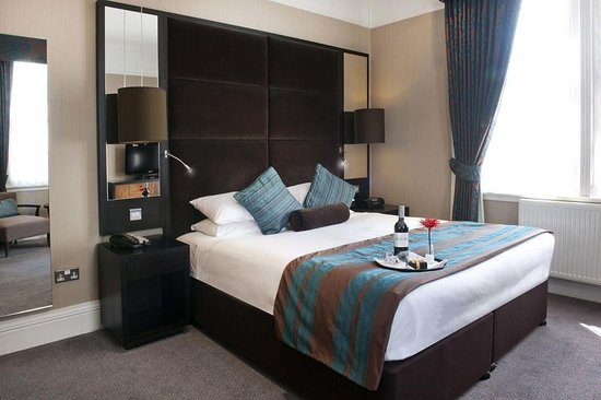 Ettington, UK: Guest room