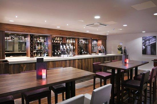 Ettington, UK: Bar/Lounge