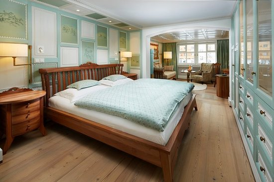 Gasthof Post: Guest room