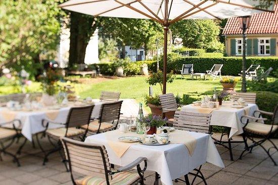 Pullach im Isartal, Tyskland: Restaurant