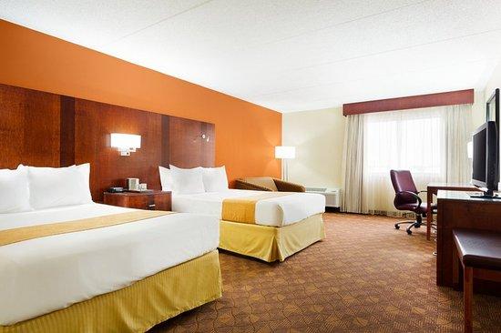 Copley, Ohio: Guest room