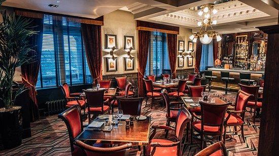 Bearsden, UK: Restaurant