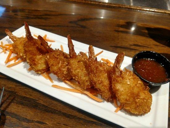 Monroe, Nueva Jersey: Coconut Shrimp