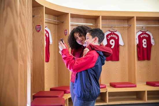 Emirates Stadium Tour & Museum