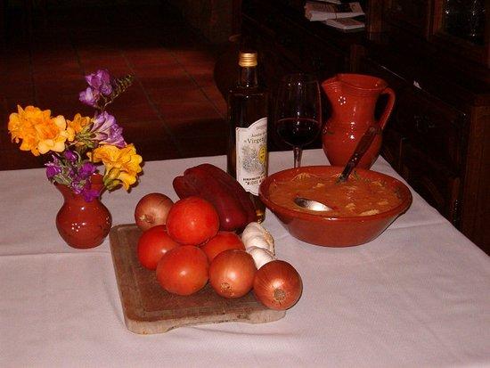 Valencia de Alcantara, Spagna: Sopa de Tomates