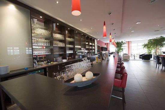 Gernsheim, Jerman: Restaurant