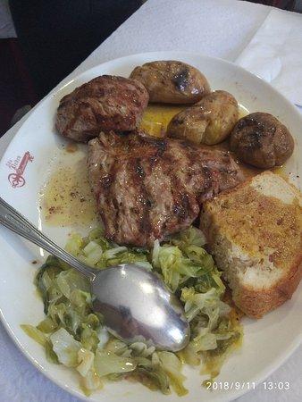 Restaurante Sao-Pedro: Bom serviço. Boa posta Mirandesa.