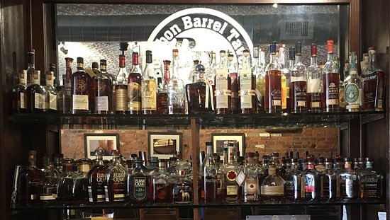 Bourbon Barrel Tavern