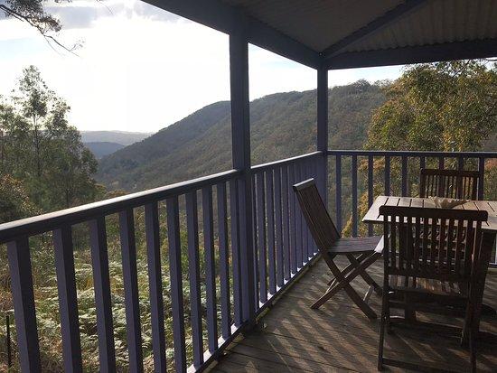 Vacy, Australia: The deck
