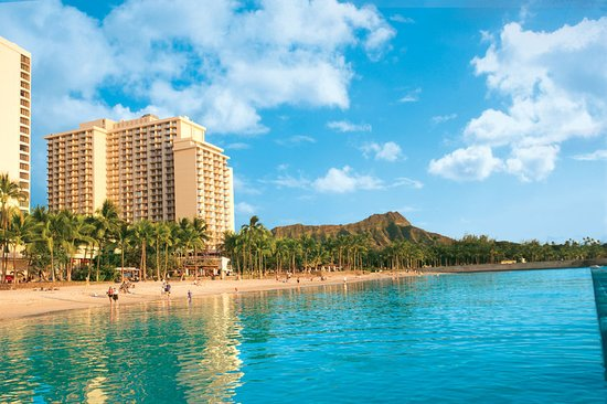 Ada Wheelchair Accessible Room With A Great Waikiki View Review Of Aston Beach Hotel Honolulu Hi Tripadvisor