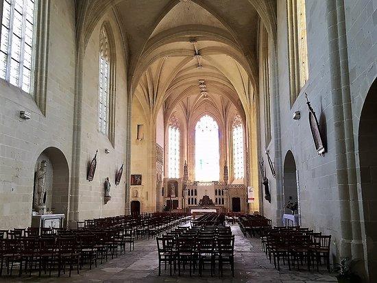 Collegiale Saint Maurice