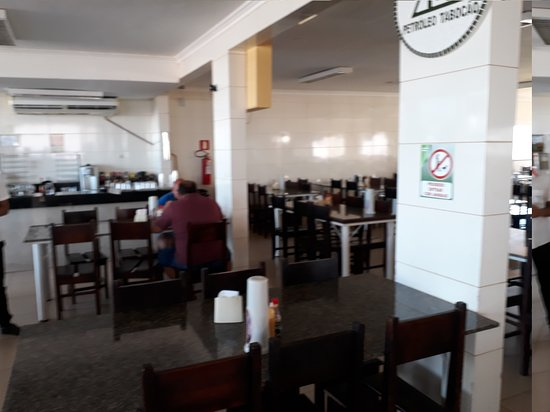 Fortaleza do Tabocao, TO: Interior