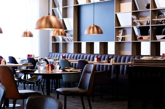 Broendby, Denmark: Restaurant