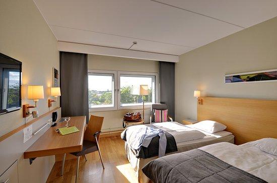 Broendby, Denmark: Guest room