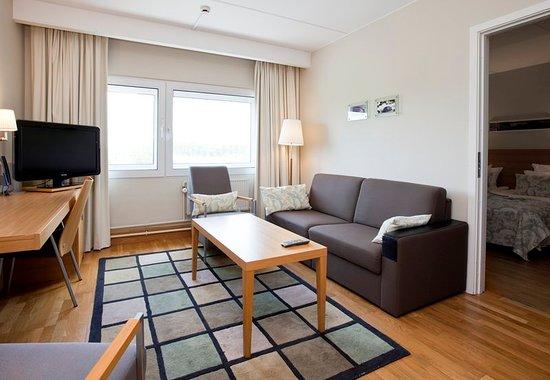Broendby, Denmark: Suite