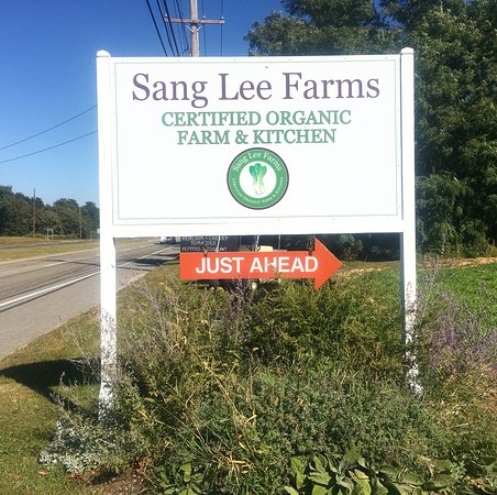 Peconic, État de New York : sang lee farms