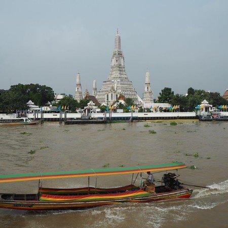 แม่น้ำเจ้าพระยา ภาพถ่าย