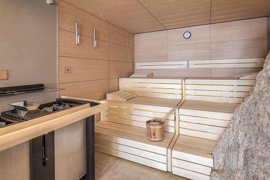 Jerzens, النمسا: Sauna