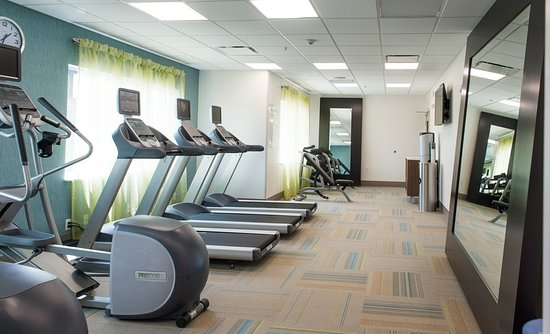 Rock Falls, IL: Health club