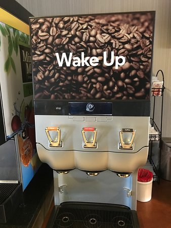 Sullivan, Μιζούρι: Excellent coffee! To my surprise, better than Starbucks