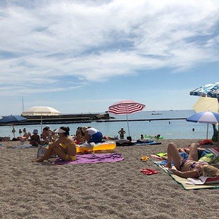 Larvotto Beach: photo0.jpg