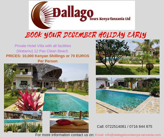 Dallago Tours Kenya Tanzania Limited