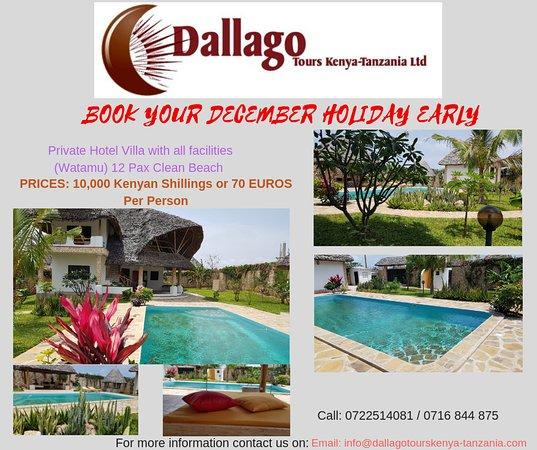 Dallago Tours Kenya Tanzania Limited