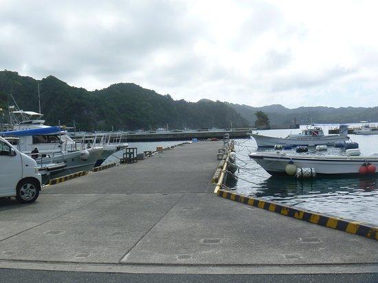 Tobiuo Pier