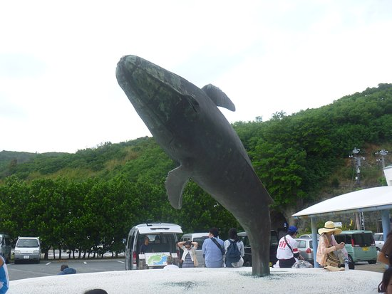 Monument of Whale