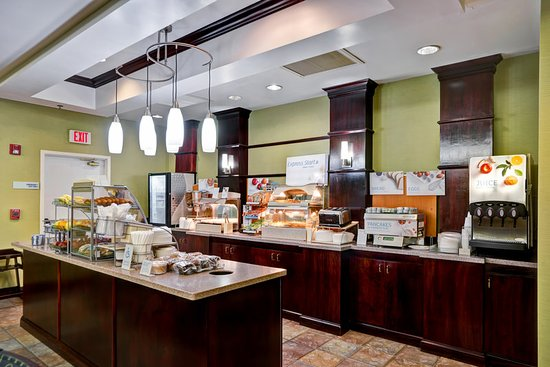 Holiday Inn Express Hotel & Suites Christiansburg: Restaurant
