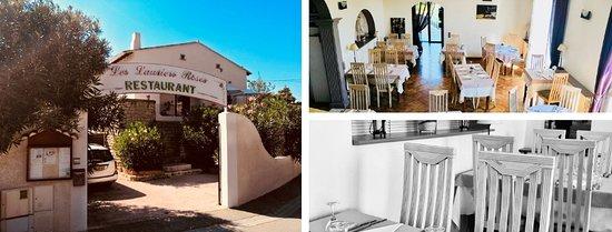 """Montfavet, Frankrijk: Bienvenue au restaurant Les Lauriers roses """"La cantine des gourmands"""""""
