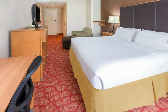 Holiday Inn Express Roseburg: Guest room