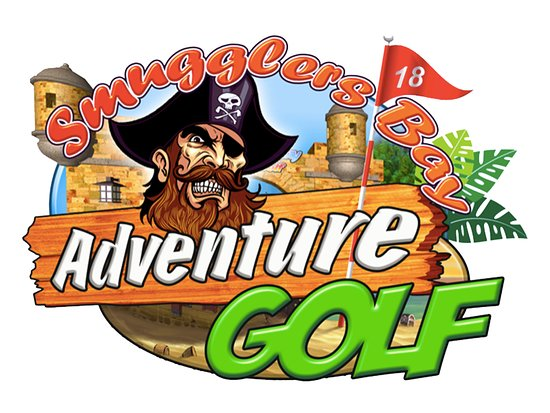 ‪‪Stowmarket‬, UK: Smugglers Bay Adventure Golf‬
