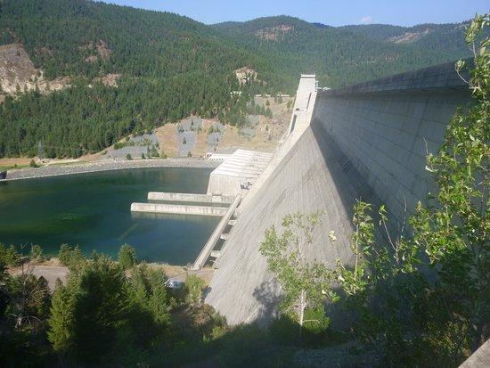 Libby Dam Visitor Center