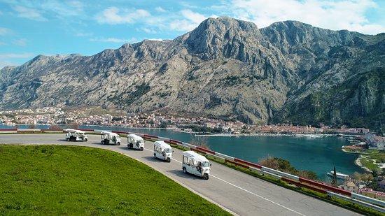 Tuk Tuk Montenegro