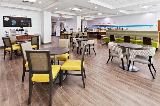 Holiday Inn Express Hotel Suites Phenix City Fort Benning Area Restaurant