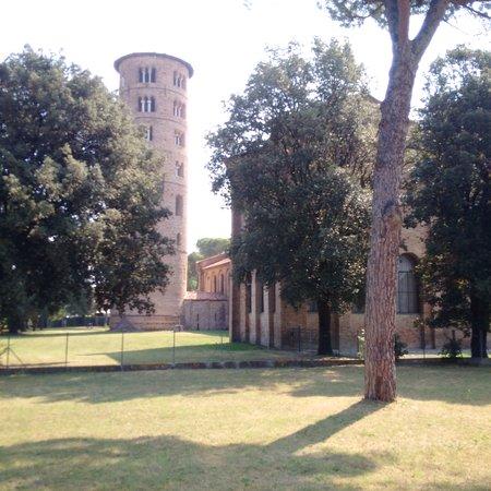 Classe, İtalya: Esterni