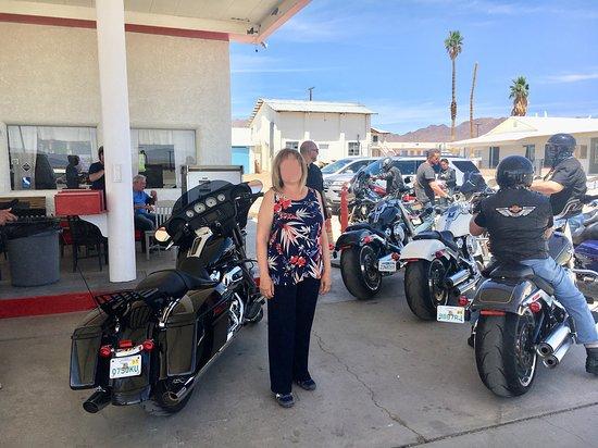 Amboy, Califórnia: Motoristas