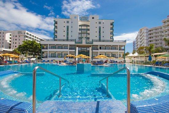 Hotel Green Field, hoteles en Playa del Inglés
