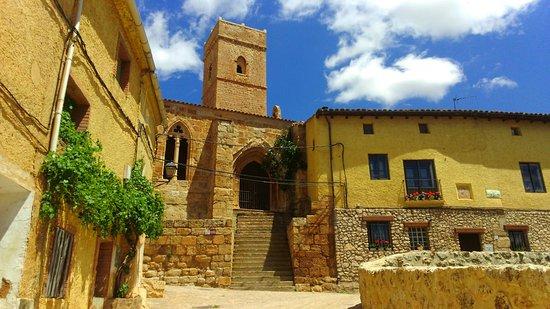 Anento, Spain: Iglesia