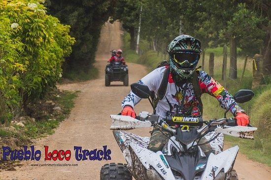 Pueblo Loco Track